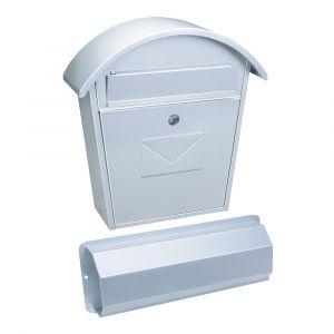 Profirst Mail PM 651 Briefkastenset Weiß