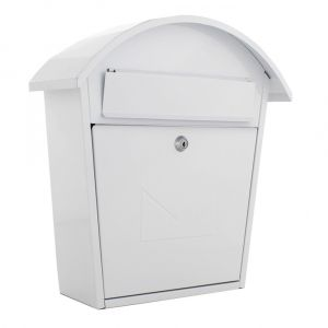 Profirst Mail PM 710 Briefkasten Weiß