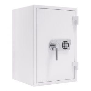 Profirst Wertschutzschrank EN1 Aptera 65 Elektronikschloss Weiß