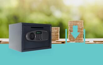 Teaser Deposit Safes