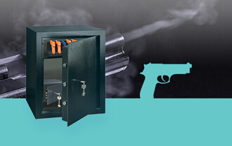 Teaser Gun Safes